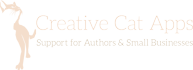 Creative Cat Apps • Support for Authors & Small Businesses