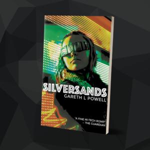 Silversands by Gareth L Powell